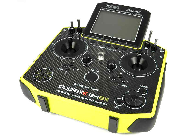 DUPLEX DS-16 Carbon Yellow Multimode
