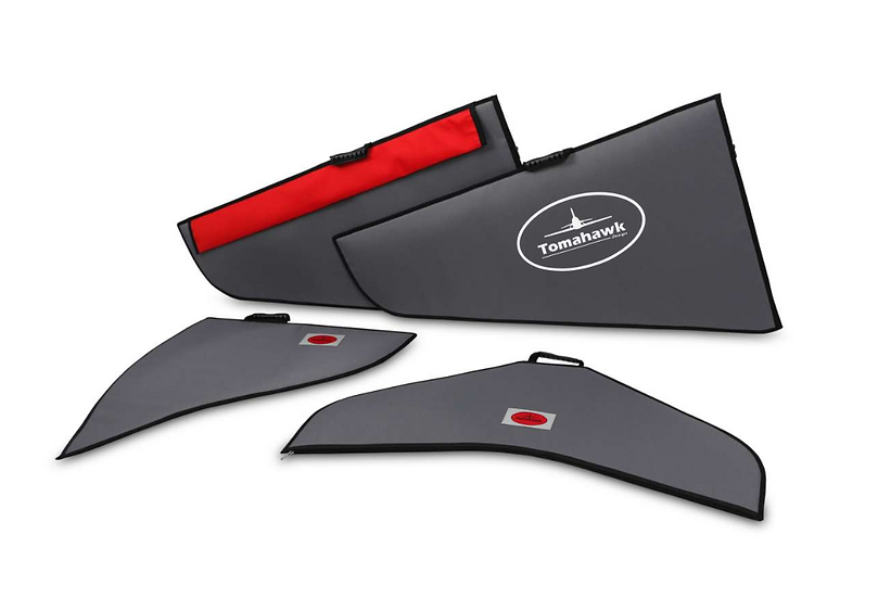 Futura 2,5m wing protection bag set Codura