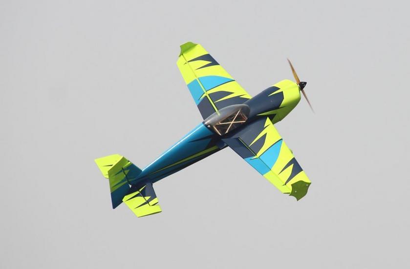 """Pilot RC 67"""" Slick (Blue/Green)"""