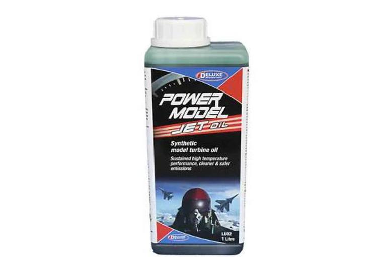 Deluxe Materials POWER MODEL JET OIL 1 LITRE