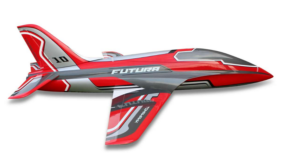 Futura 1,9m painted type E red