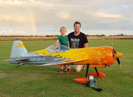 New Az Aerosports Team Pilot!