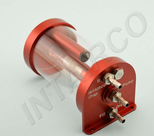 INTAIRCO HOPPER ITRAP 250ML BASIC - XL TYGON