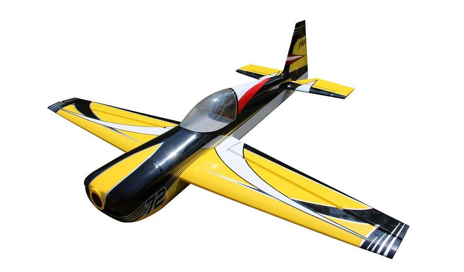 "Pilot RC Laser 73"" (Yellow/Black)"