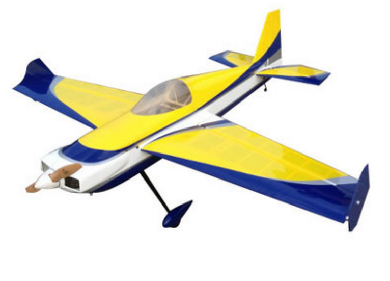 "Laser 74"" ARF kit GP"