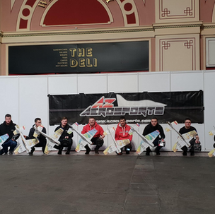 AZ Aerosports Support the BMFA at Alexander Palace!