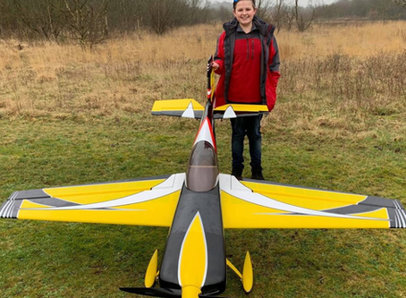 BRAND NEW FOR 2020: Az Aerosports Juniors!