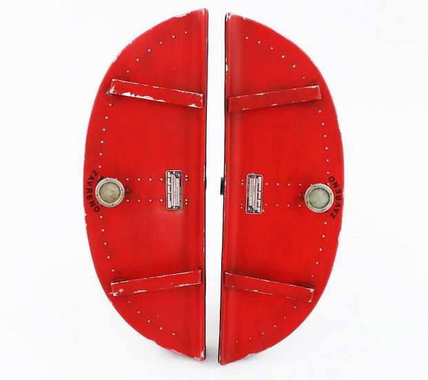 Albatros L-39 XXL scale covers for air intakes (kit, pair)