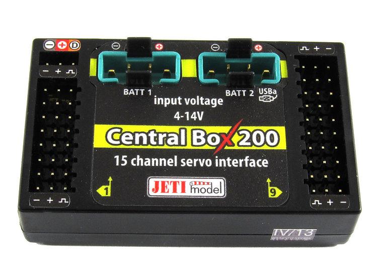 Central Box 200