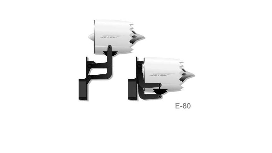 JET-TEC 80E fold up EDF(12s)