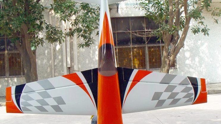Pilot-RC 25% Extra-330SC 78in (1.98m) (Orange/White Checker)