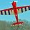 """Thumbnail: Extreme Flight  60"""" V2 ARF kit (Red)"""