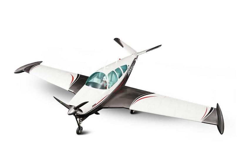 Bonanza V35 full composite kit white