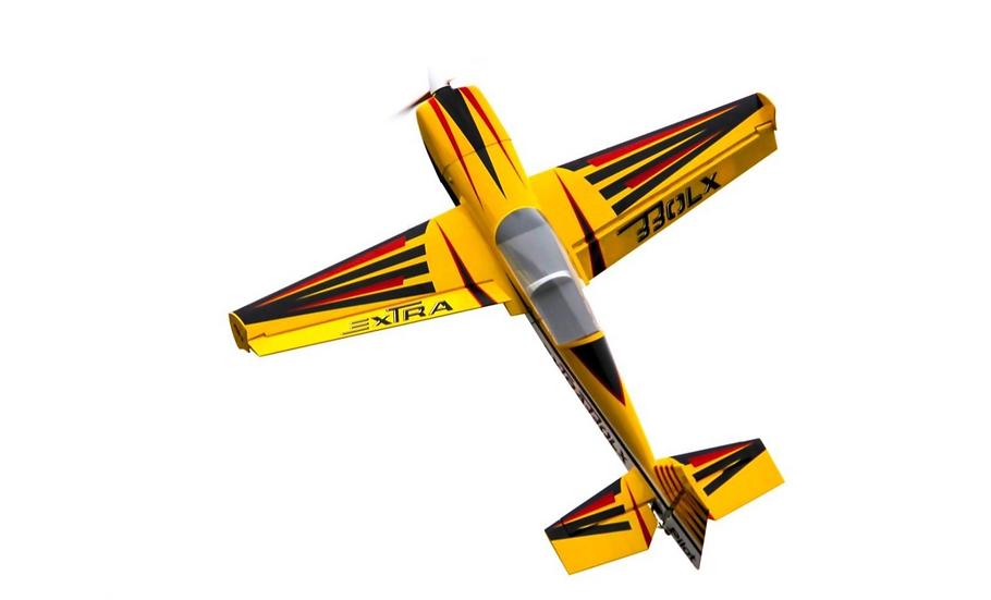 "Pilot RC Extra 330LX 92"" (Yellow)"