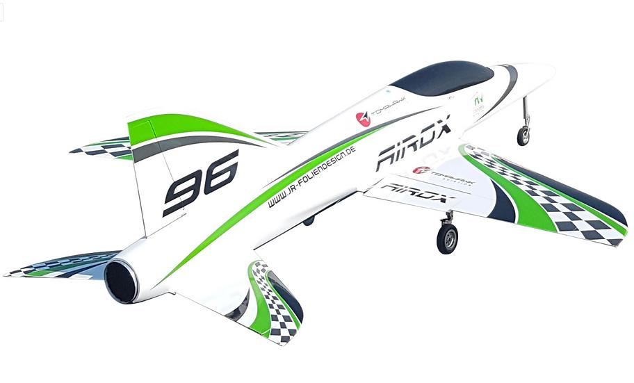 Tomahawk AIROX Sportjet 2.0 m carbon composite