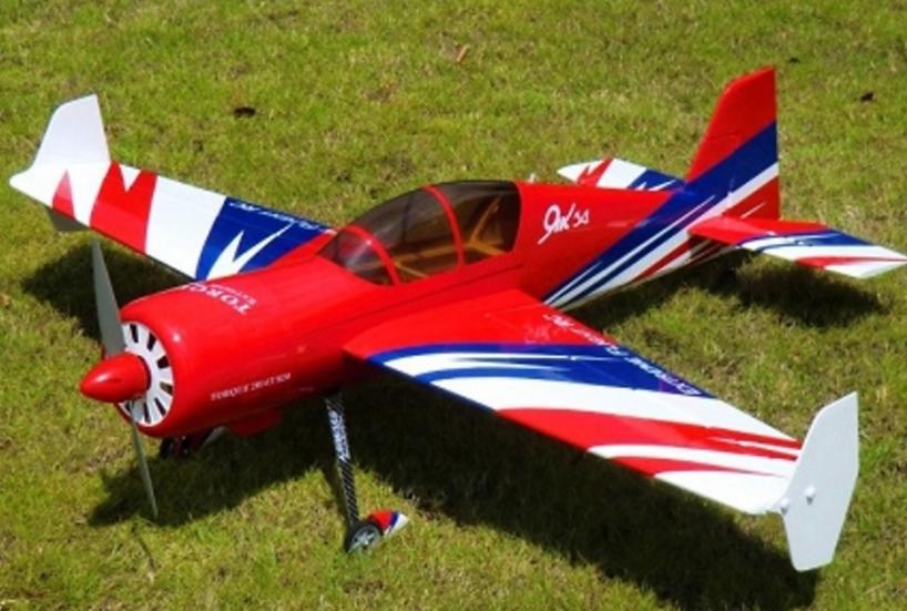 """Extreme Flight 48"""" Yak 54"""