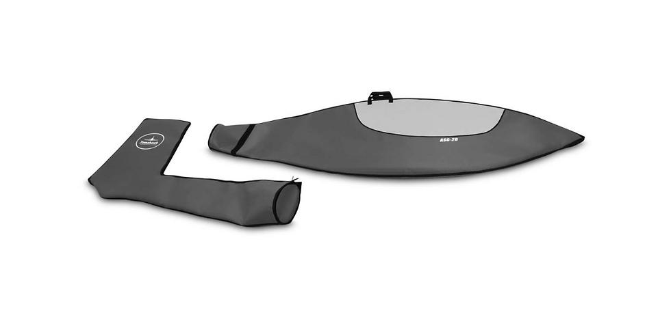 ASW 27 / ASG 29 fuselage protection bag Codura