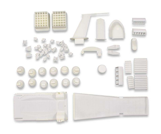 Hawker Hunter 2,32m scale accessories-set extra scale (Jet-Team Swiss)