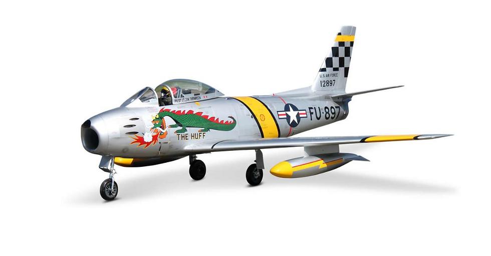 F-86 3.1m full composite kit