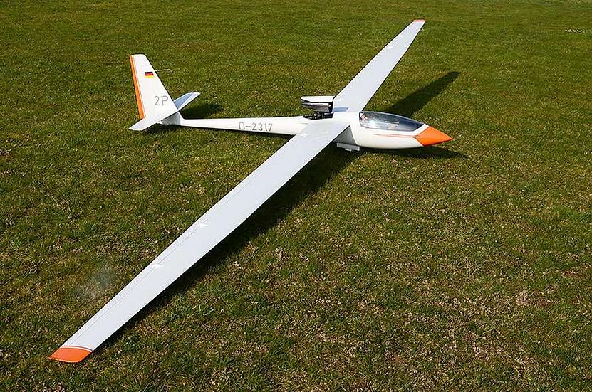 FW ASW-17 1:3 full composite kit