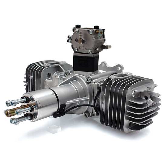 DLE 111 Twin Two-Stroke Petrol Engine