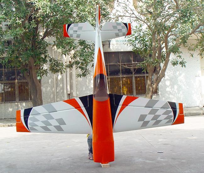 Pilot-RC 31% Extra-330SC 92in (2.34m) (Orange/White Checker)