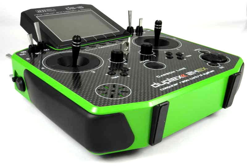 DUPLEX DS-16 Carbon Green Multimode