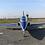 Thumbnail: Futura 2,5m full composite kit, painted type E blue
