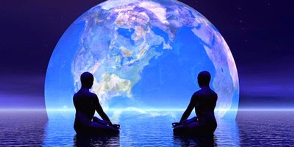 World Meditation Hour  - July