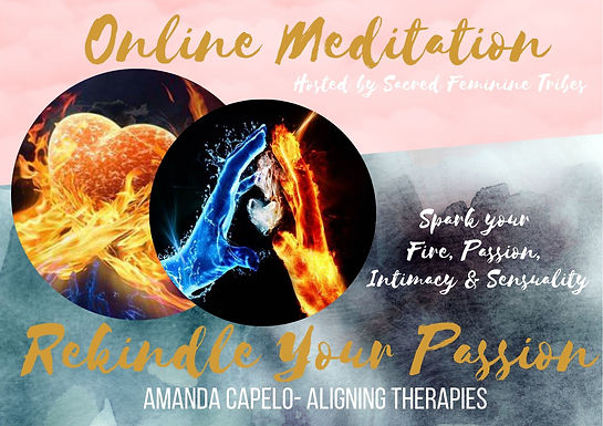 Rekindle Your Passion Meditation
