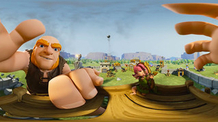 Clash of Clans 360 VR