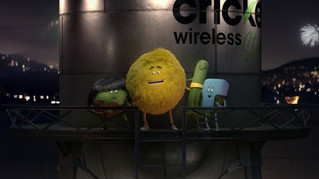 Cricket Wireless Four for the Holidays