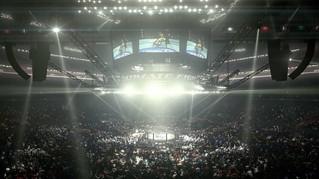 "UFC ""Evolution"" Show Opener"