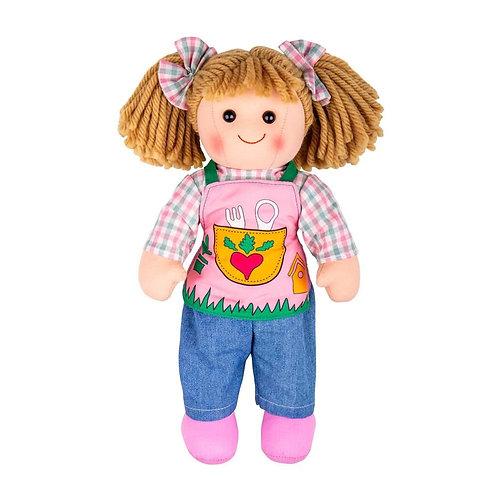 Bigjigs Elsie Doll, Medium