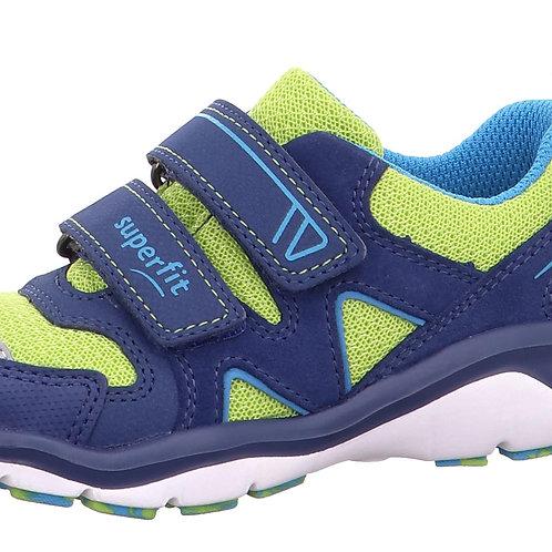 Superfit Sport 5 Blue/Green Trainer