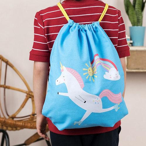 Rex London Magical Unicorn Drawstring Bag