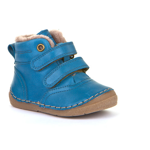 Froddo G211087-1 Fur Lined Ankle Boots, Jeans