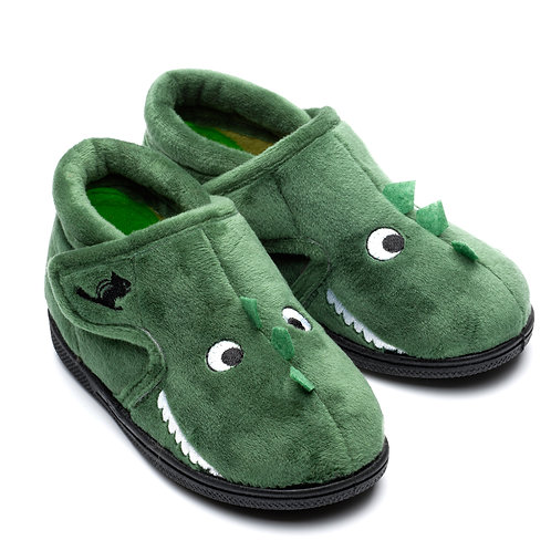 Chipmunk Danny Dinosaur Slippers
