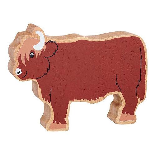 Lanka Kade Brown Highland Cow