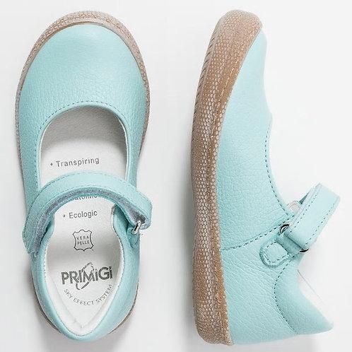 Primigi 5431099 Leather Mary Jane Shoe, Mint
