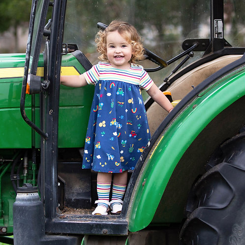 Kite Farm Play Dress