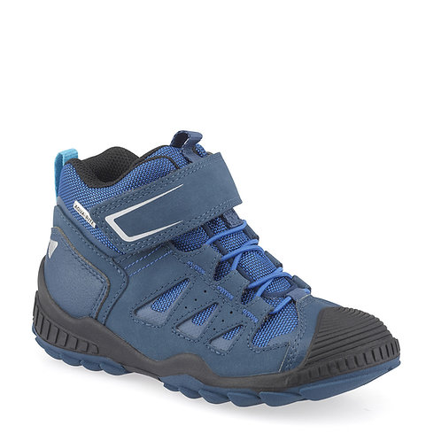 Startrite High Charge, Navy Waterproof Boot