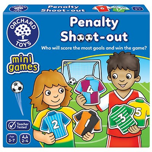 Orchard Toys Mini Game - Penalty Shoot Out