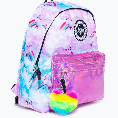 Hype Unnicorn Holo Backpack