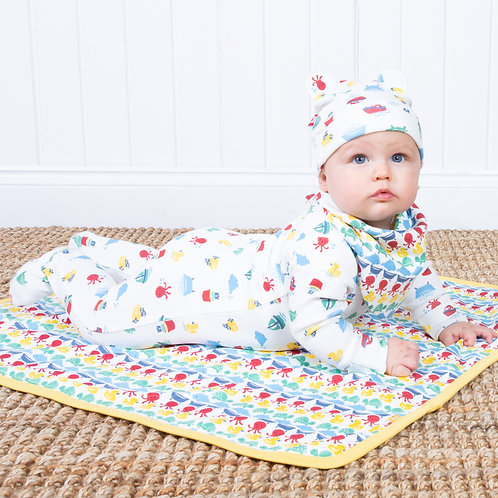 Kite Splish Splash Sleepsuit