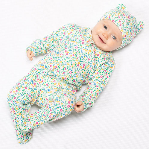 Kite Wildflower Sleepsuit