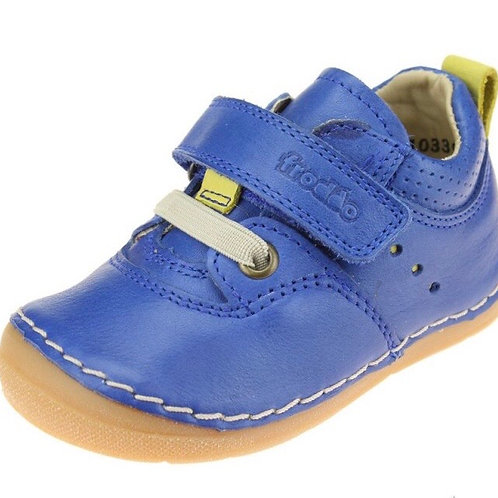 Froddo G2130189-1, Single Strap Shoe, Electric Blue