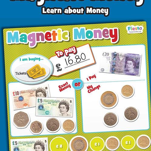 Fiesta Crafts Magnetic Money