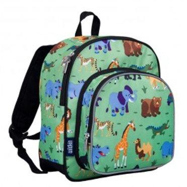 Wildkin Toddler Backpack, Jungle