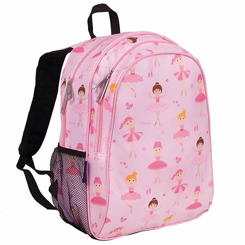 Wildkin Children's Backpack, Little Ballerinas